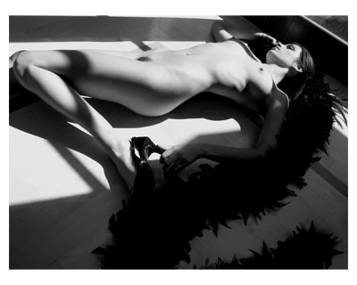 Carrie Leigh fine art nude photography