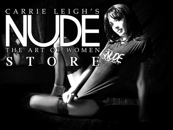 NUDE Magazine. ©2008 Carrie Leigh's NUDE